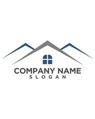 real estate vector logo design 189