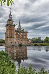 Marsvinsholms castle in Sweden