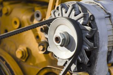 Motor pump large
