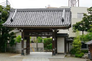 Shibamata Taishakuten Buddhist temple, Tokyo, Japan