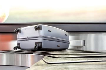 The conveyor suitcases