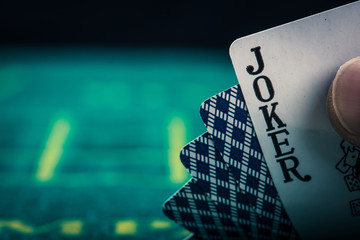 カジノ ポーカー