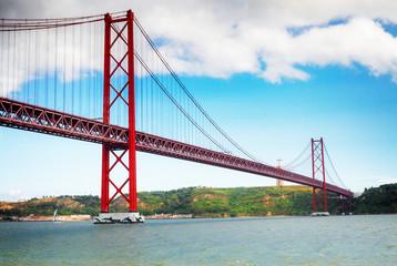 bridge of 25th April, Lisbon