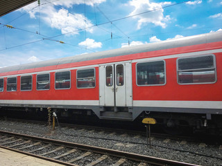 Eisenbahnwagon