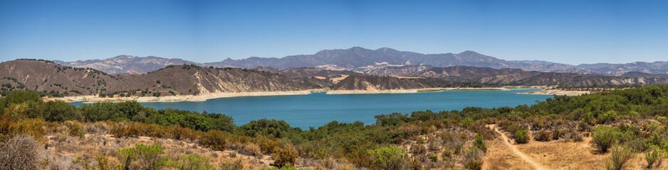 Lake Cachuma near Santa Barbara