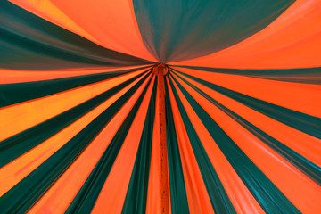 Circus tent / Abstract color background of circus tent.