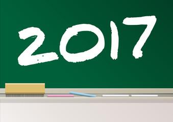 2017 - tableau - école