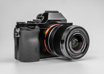 Spiegellose Systemkamera Alpha 7
