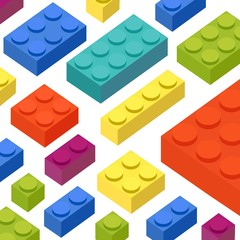 Colorful blocks background