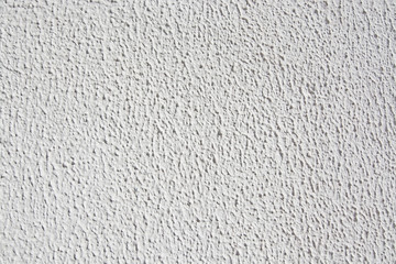 White roughcast background texture
