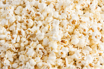 background texture popcorn corn