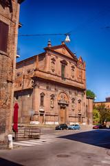 Via degli Spadari, Ferrara - Emilia Romagna