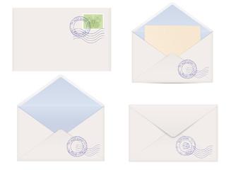 Envelope set