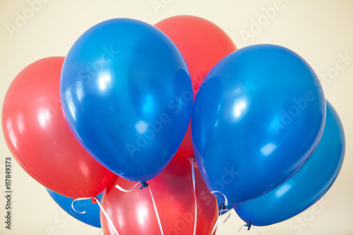 аеальеые шарики фото