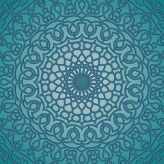 Mandala. Sample Background