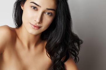 Natural brunette