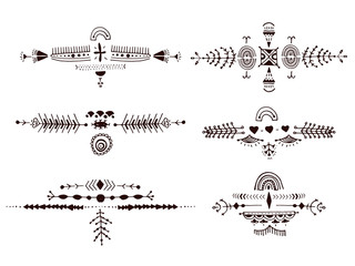 Etnic Tribal Elements