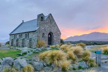 Lake Tekapo Neuseeland Südinsel
