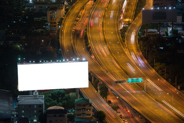 advertise billboards on expressway in city