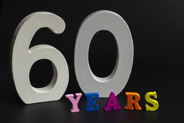 Sixty years.
