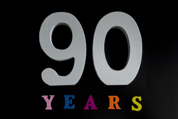 Ninety years old.