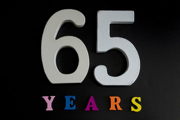 Sixty-five years.