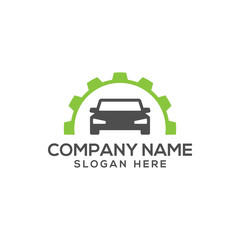 Car and Automotive logo vector