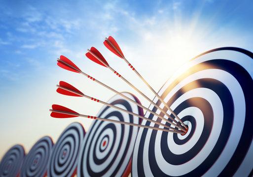 Ziele erreichen - Erfolgreich sein