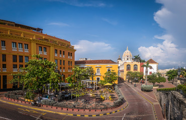 Old Walled City of Cartagena de Indias, Colombia