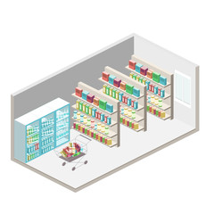 isometric shop