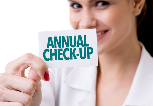 Annual Check-Up