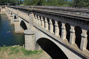 Pont Canal de Béziers - Hérault