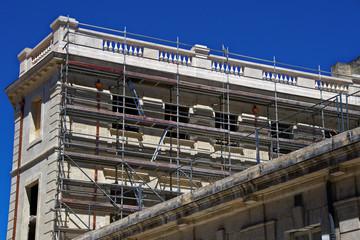Travaux rénovation patrimoine