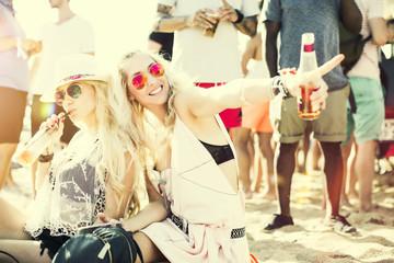 Festival und Party
