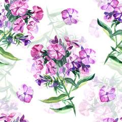 watercolor decorative flowers
