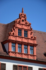 Gable window in Germany
