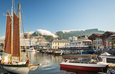 """""""Waterfront"""" in Kapstadt; Südafrika"""