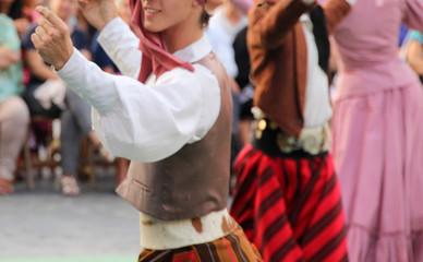 Canvas Prints Carnaval Danzas argentinas