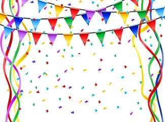 Colorful Celebration Background