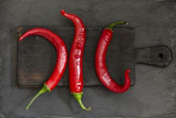 Chili vegetables