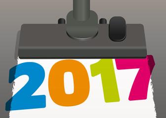 2017 - Aspirateur - Effacer