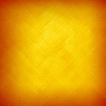 Yellow vintage background, grunge texture