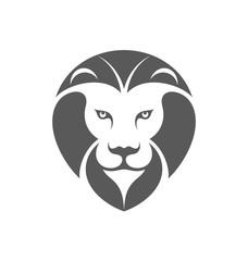 Lion. Logo