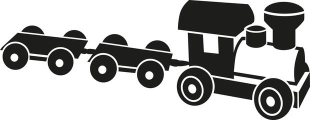Model railway icon