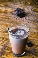 An image of hot chocolate