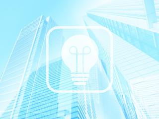 business idea building background