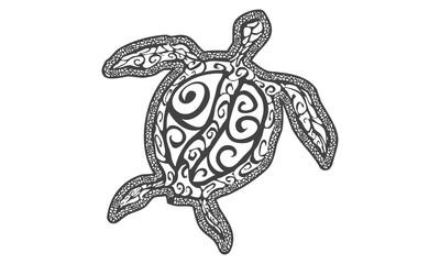 Turtles tattoo