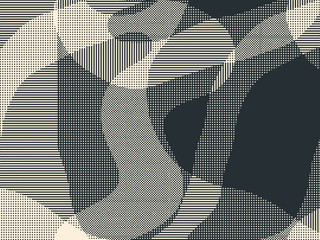 Abstract grunge vector background. Monochrome raster composition of irregular graphic elements.
