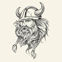 Head Viking