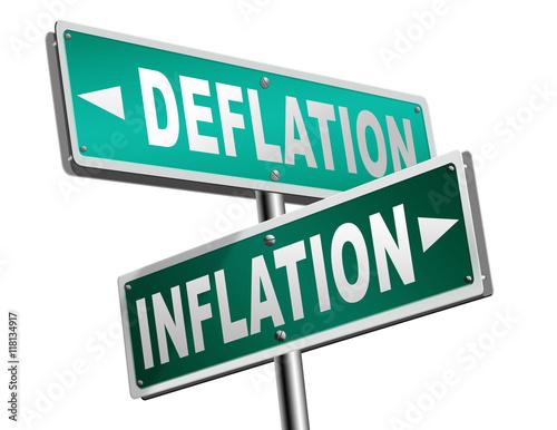 inflation deflation stockfotos und lizenzfreie bilder auf bild 118134917. Black Bedroom Furniture Sets. Home Design Ideas